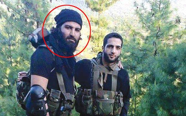 Hizbul Commander Sajar Khan has Killed
