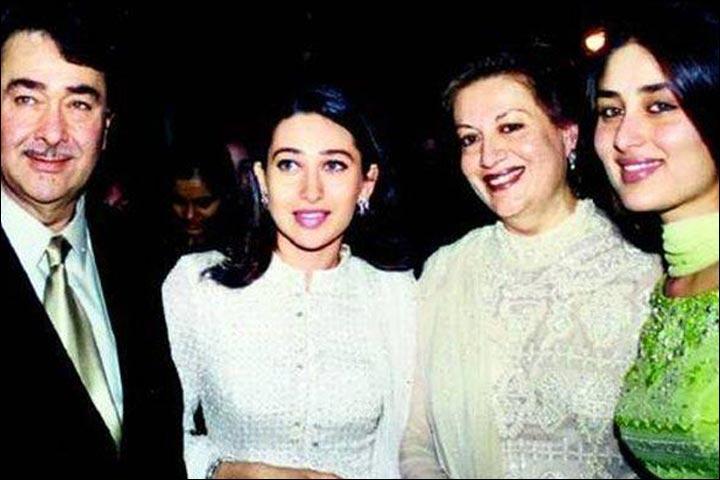 Randhir Kapoor- Babita
