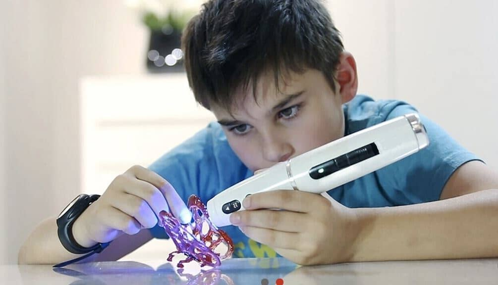 Working With 3D Pen