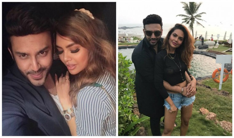 Hot and Sizzling Esha Gupta is ready for Engagement, See the Photos of her Boyfriend.