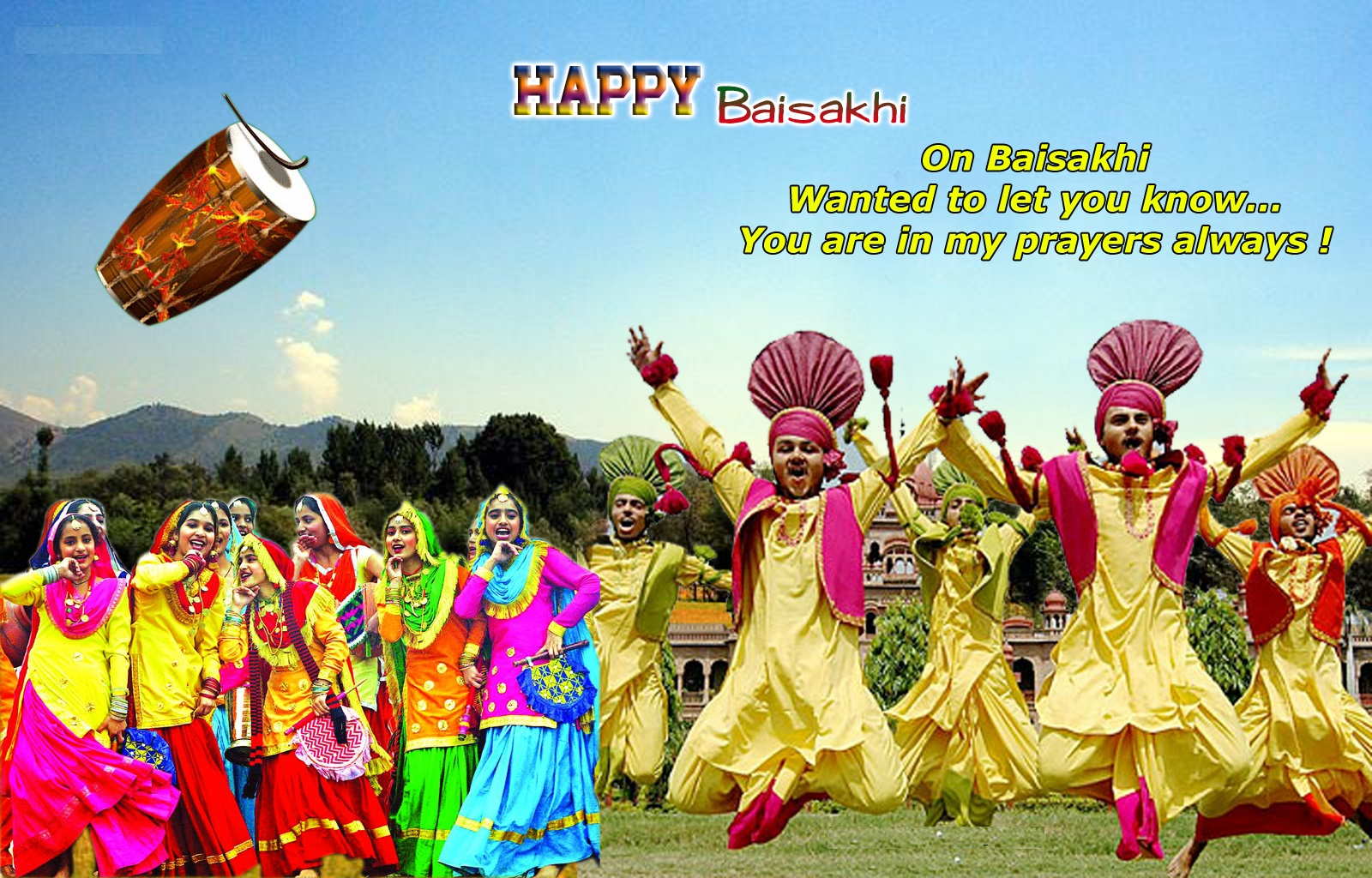 Top 10 Baisakhi Wishes, Quotes 2018 for Whatsapp and Facebook