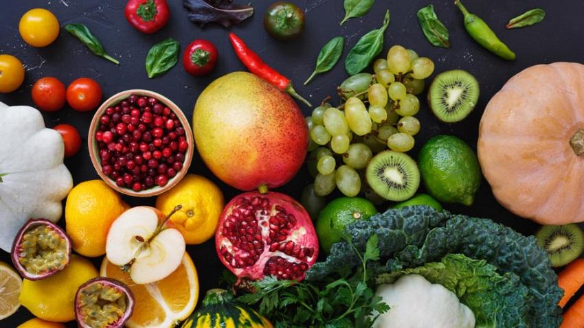 Eat Seasonal Vegetables and Fruits